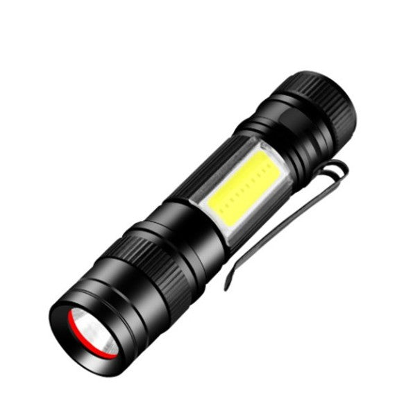 Tactical Mini Flashlight YF-2004, Black