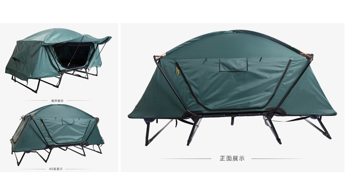 Ultra-Space Off-ground Tent, 2 men Tent