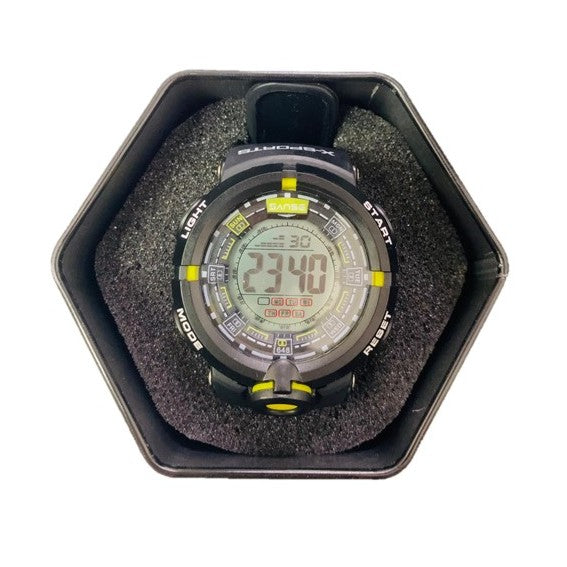 HOUR2 SUN GRADE LEMON X-Sports Digital Watch