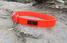 Load image into Gallery viewer, Ultrahund Play Regular Collar - Orange