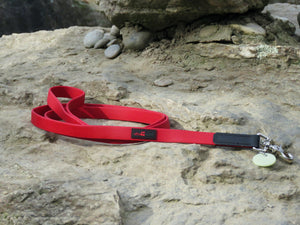 Ultrahund Boss Regular Lead - Red