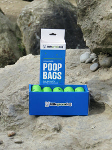 Little Green Dog - Compostable Poop Bags