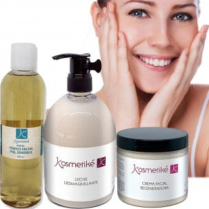 Kit Facial Anti Edad