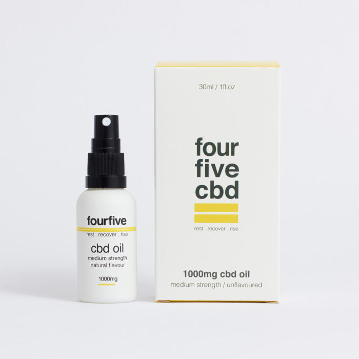 Four Five - CBD Oil 1000mg