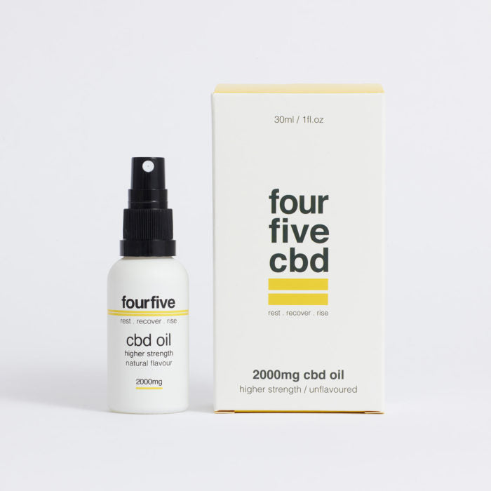 Four Five - CBD Oil 2000mg