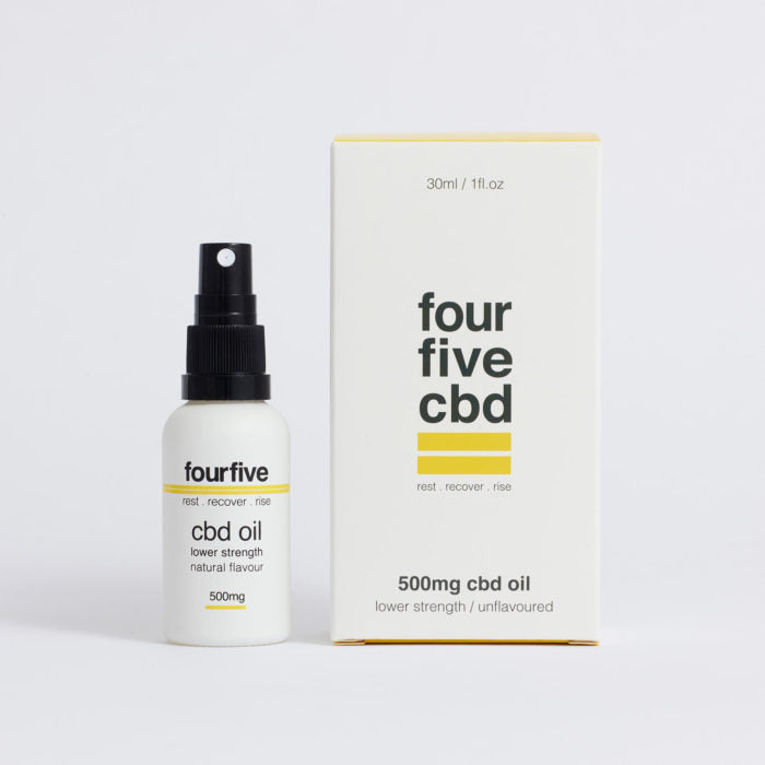 Four Five - CBD Oil 500mg