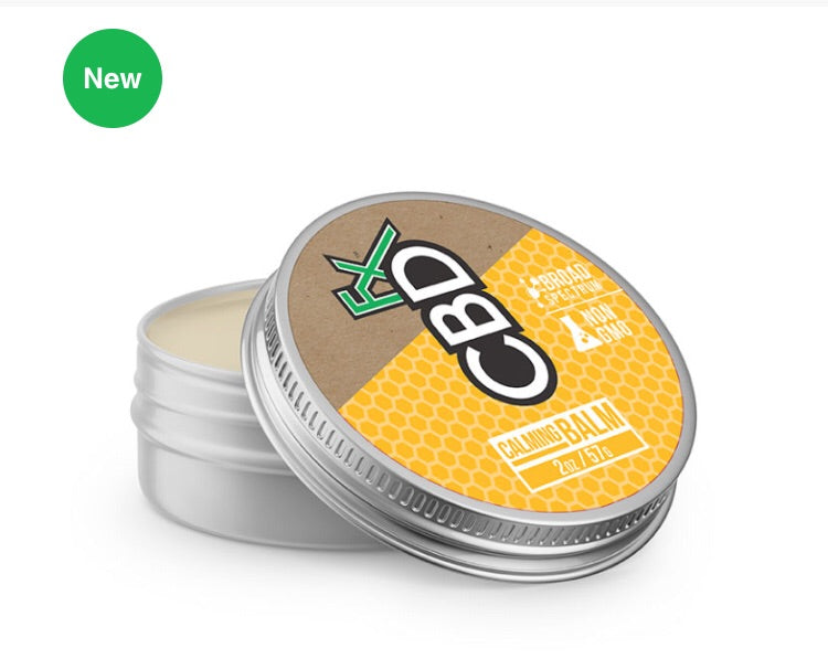 CBD Calming Balm 150mg Skin Care