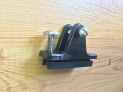 Deck Hinge Slide/Lock - 2 Screws
