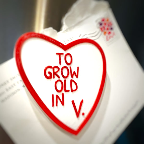 Grow Old Together Magnet - Lauren Builds