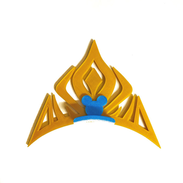 Ice Queen Crown - Lauren Builds