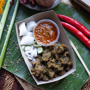 Frozen Packed Mutton Satay Goreng