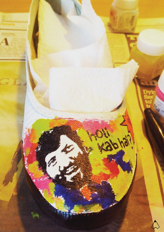 Custom-shoes-artwork-Ishtha-Kapoor