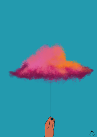 cloud-cotton-candy-illustration-Ishtha-Kapoor.