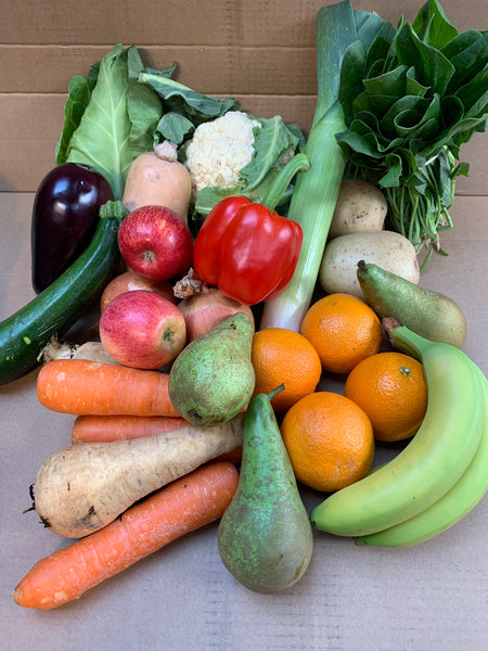 Small Essentials Box Fruit And Vegetables