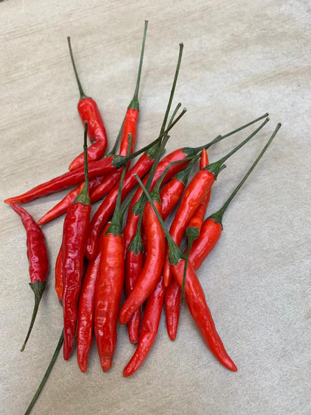 Birds eye Chilies (100grams)