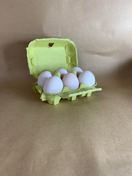 6x Free Range Duck Eggs