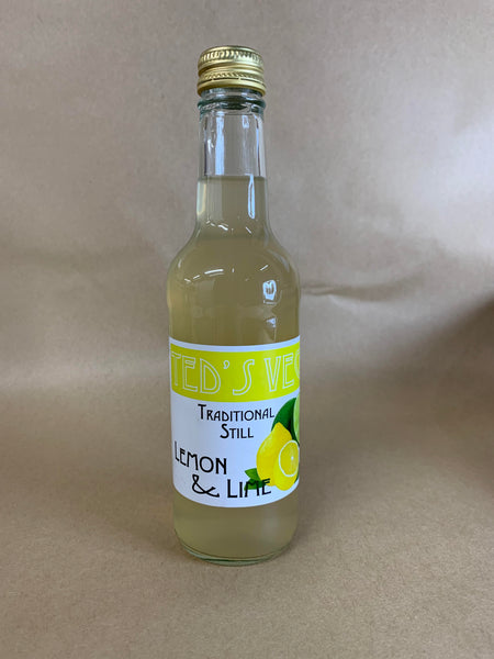 Lemon & Lime 330ml