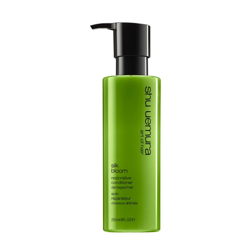 Restorative Conditioner For Damaged Hair | SILK BLOOM | by Shu Uemura