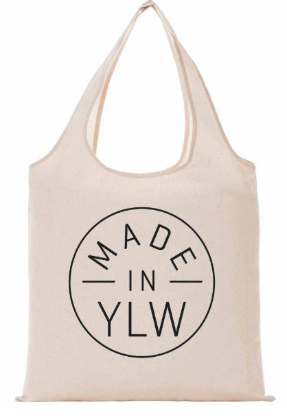 Made in YLW Re-useable Bags
