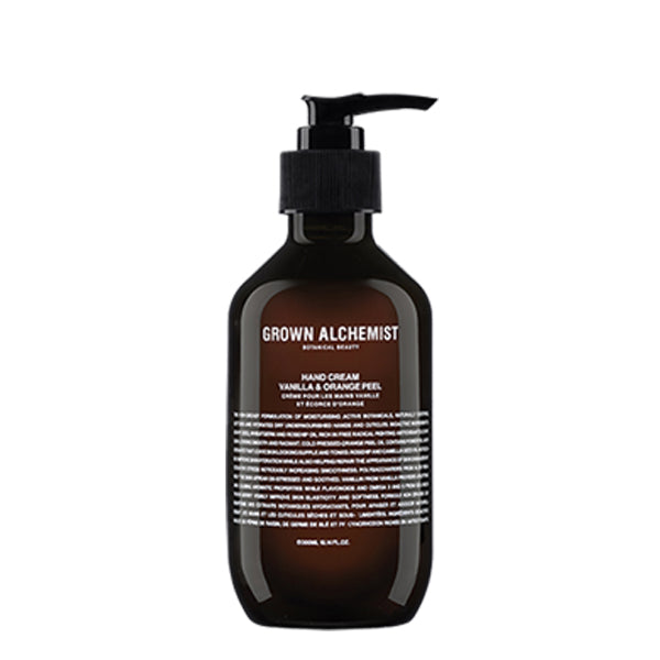 ALCHEMIST Hand Cream: Vanilla & Orange Peel / 300ml