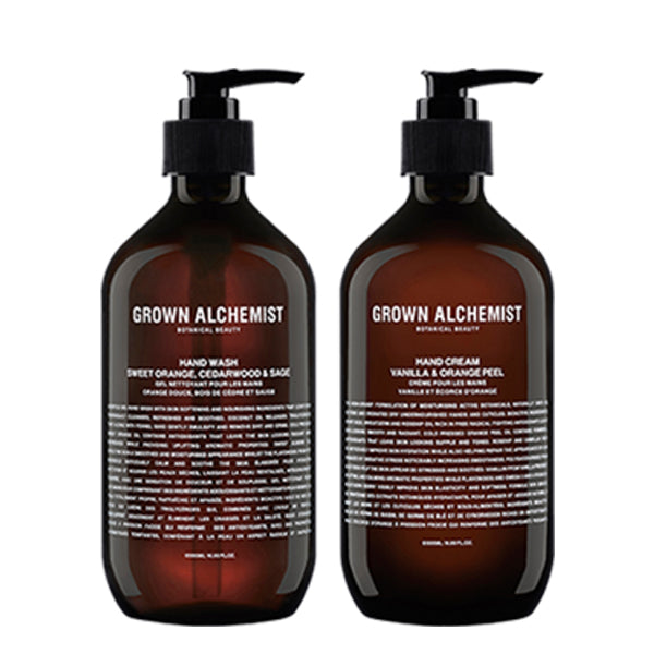 ALCHEMIST  Hand Wash & Hand Cream Twin Set / 500ml