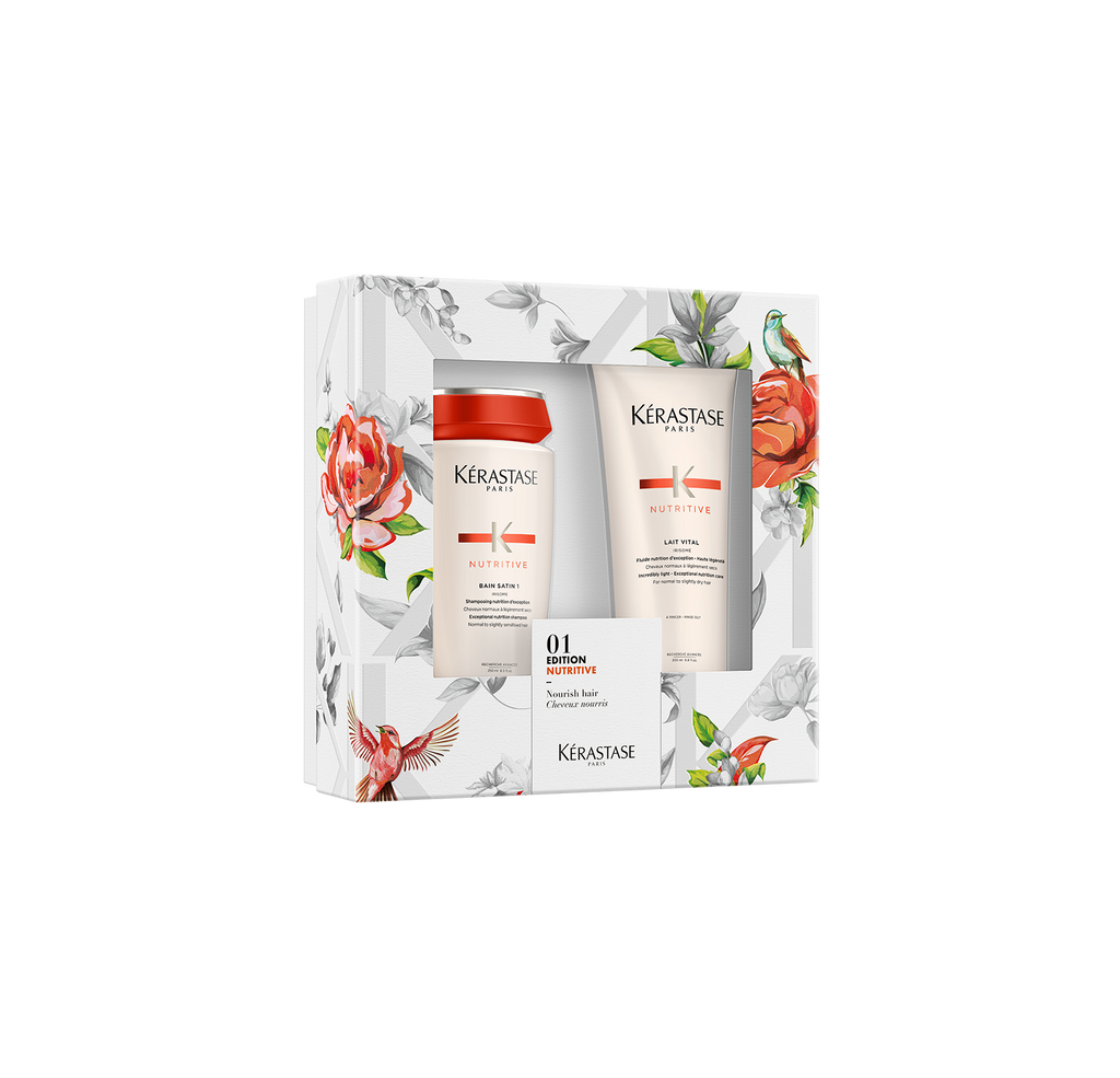 Spring Duo NUTRITIVE | Normal to Dry hair | by Kerastase
