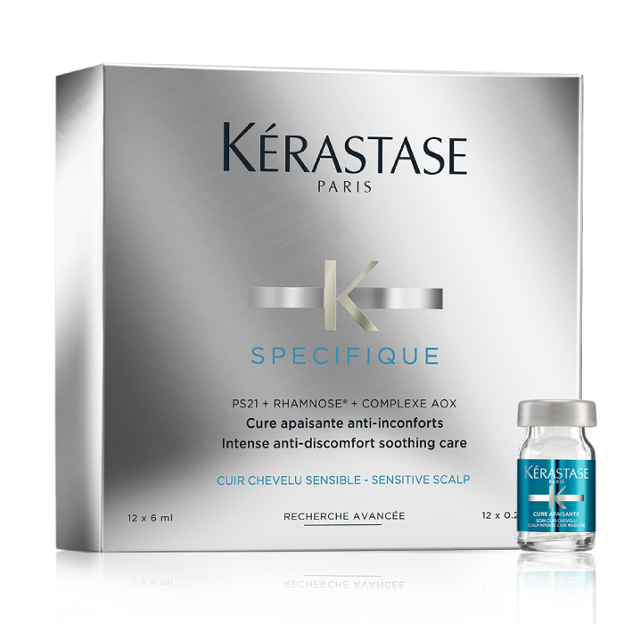 Cure Apaisante | Calming  Leave-in Treatment For Sensitive Scalp | Specifique