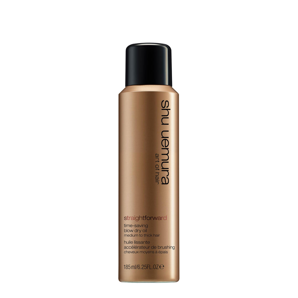 Time-Saving Blow Dry Oil Spray | STRAIGHT FORWARD