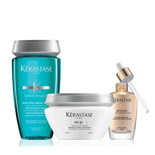 Specifique for Dry & Sensitive Scalp Set | by Kerastase