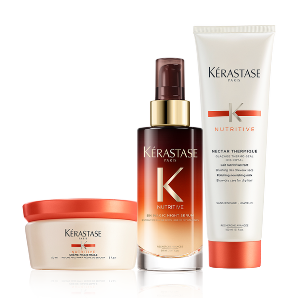 Nutritive Leave In Hair Care Set | by Kerastase