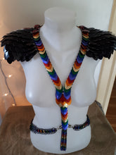 Load image into Gallery viewer, Seraphim Scalemaille Harness - Made to Order