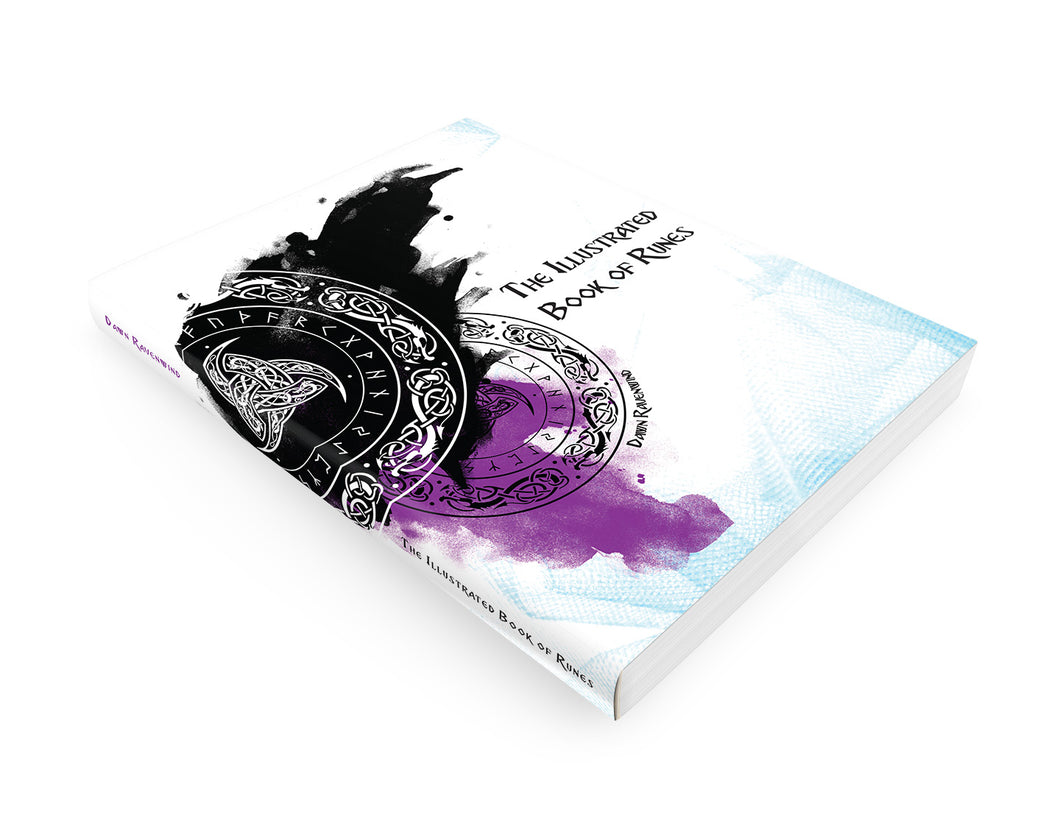 The Illustrated Book of Runes - Hardcover