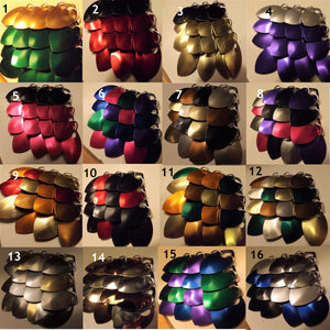 Valkyrie Scale Maille Bra - Made to Order