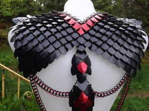 Seraphim Scalemaille Harness - Made to Order