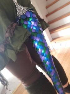 Epic Dragonscale Tails - Extra Large - Made to Order Festival Dragon Tails