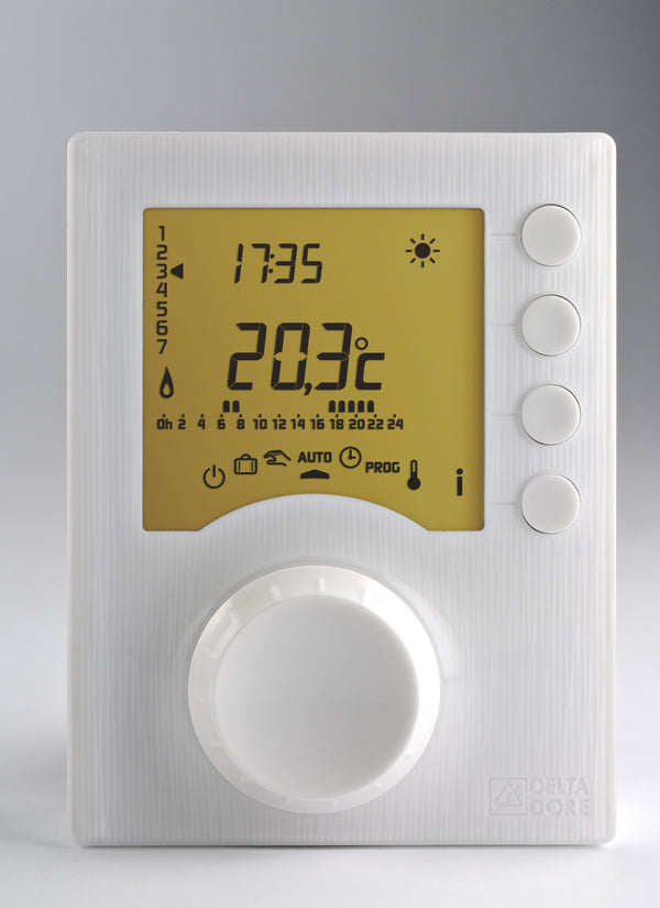 TYBOX 157 WIRELESS PROGRAMMABLE THERMOSTAT