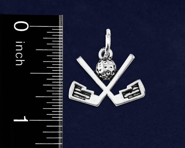 10 Golf Club Charms (10 Charms) - Fundraising For A Cause