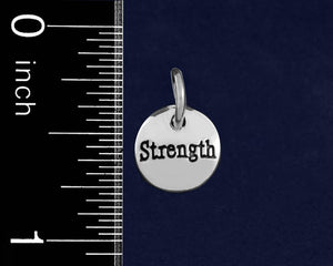 20 Silver Sister Circle Charms (20 Charms) - Fundraising For A Cause