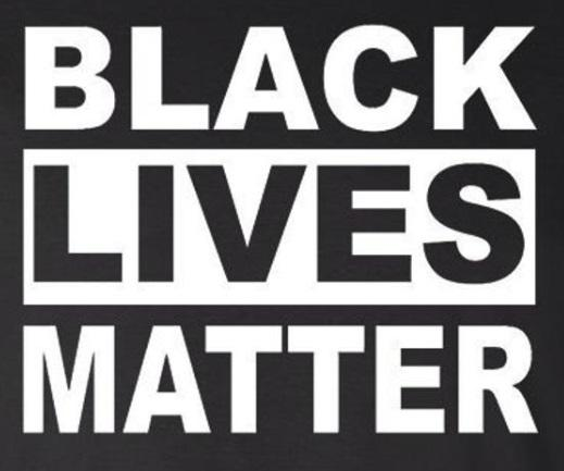 25 Large Black Lives Matter Decals (25 Decals) - Fundraising For A Cause