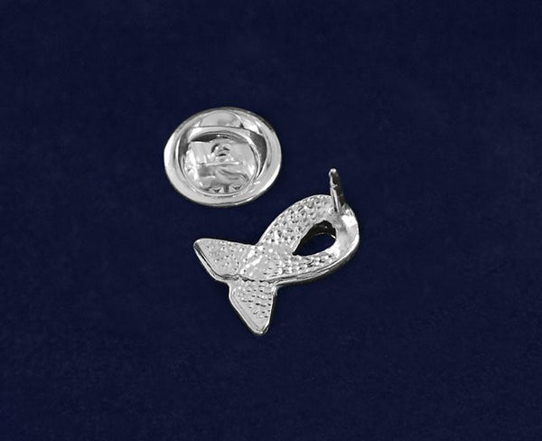 50 Domestic Violence Lapel Pins (50 Pins) - Fundraising For A Cause