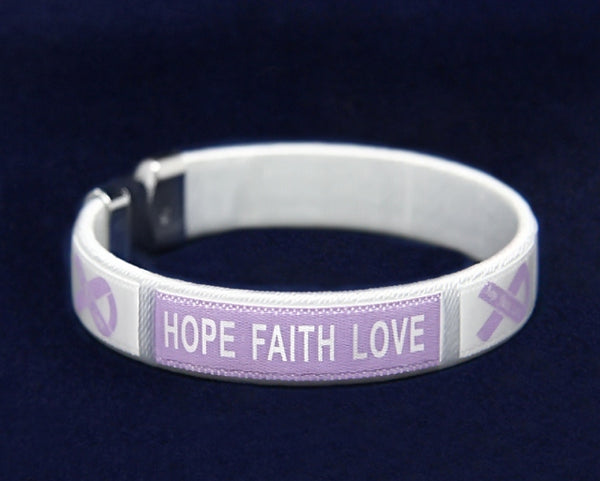 25 Child Epilepsy Awareness Bangle Bracelet (25 Bracelets)