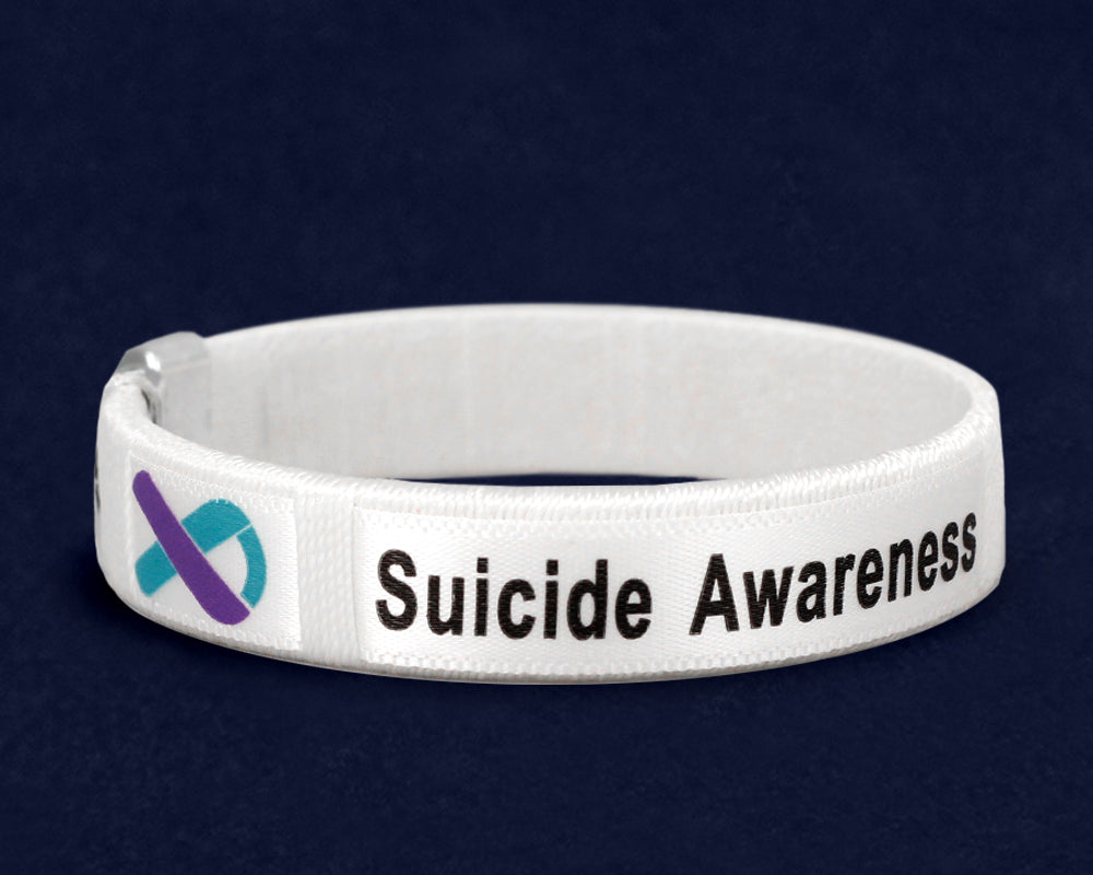 Suicide Awareness Bracelet for Suicide Prevention Awareness Month - Fundraising For A Cause