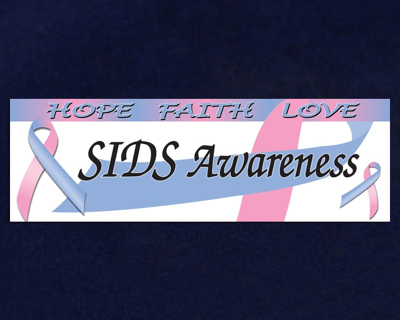 SIDS Awareness Banner