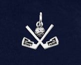 10 Golf Club Charms (10 Charms)
