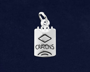 Box of Crayons Charms - Fundraising For A Cause
