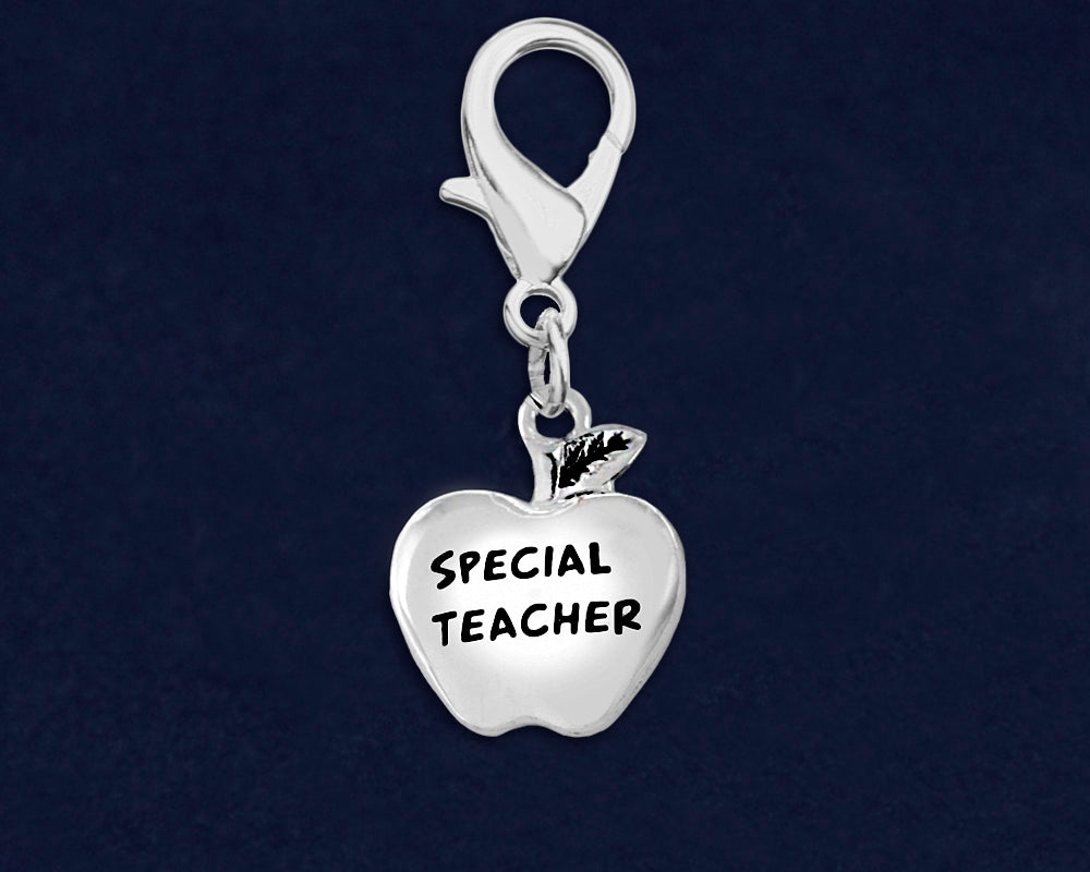 Special Teacher Hanging Charms - Fundraising For A Cause