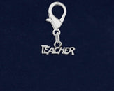 25 Teacher Hanging Charms (25 Charms)
