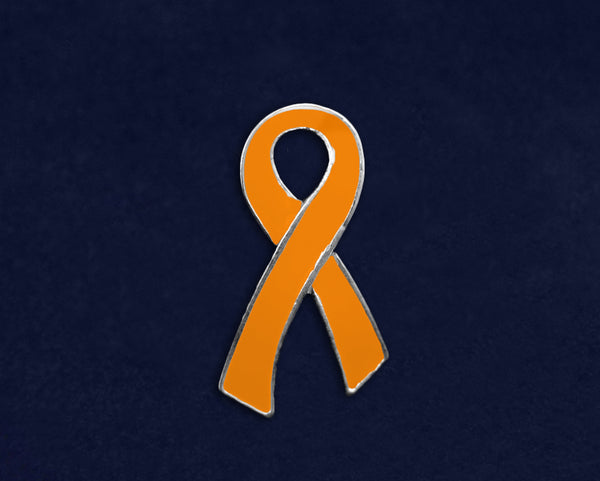 50 Leukemia Ribbon Pins (50 Pins)