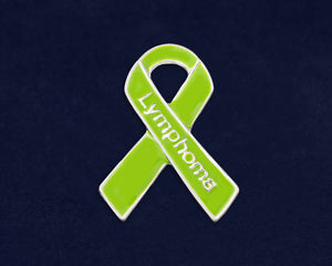 Lymphoma Awareness Pins - Fundraising For A Cause