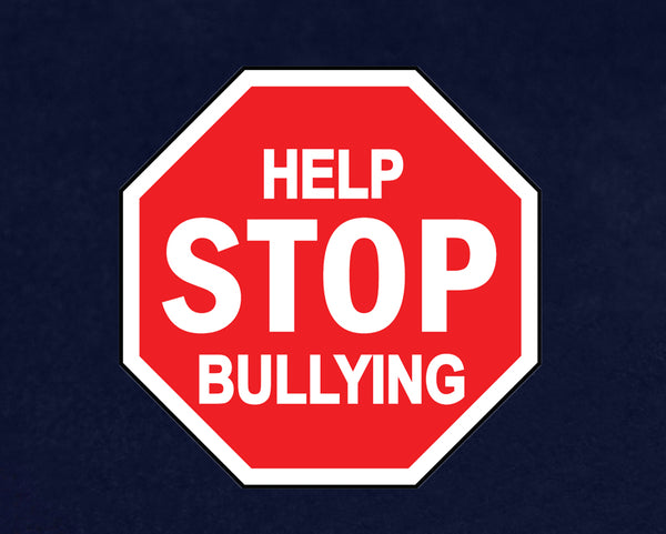 25 Help Stop Bullying Paper Signs (25 Signs) - fundraisingforacausecom